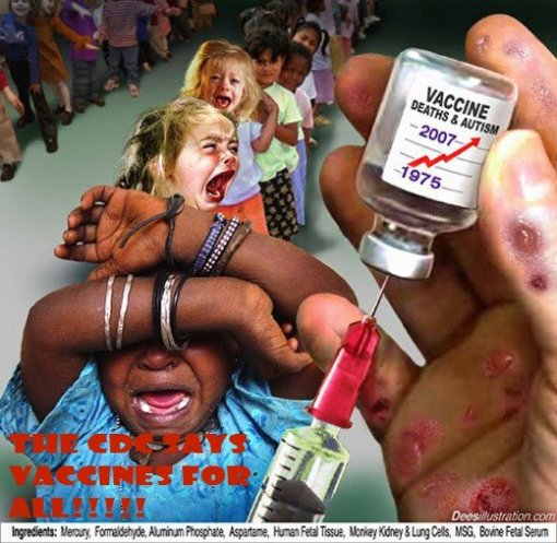 CDC vaccines for all