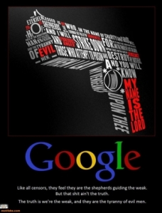 google tyranny