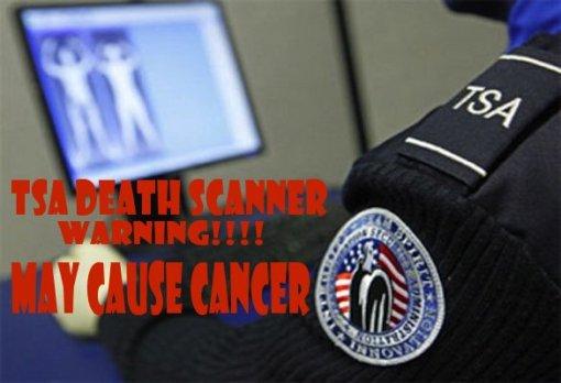 TSA Death Scanner