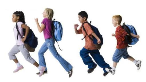 kids wearing backpacks are possible terrorists?