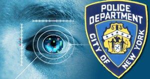NYPD iris scanning